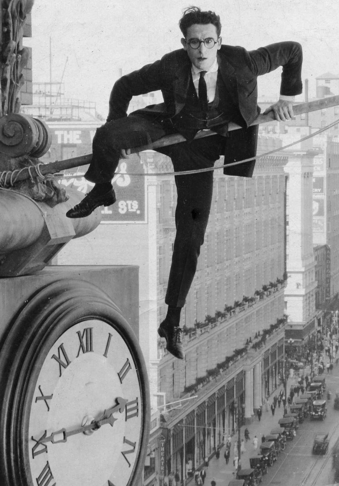 Harold Lloyd 1 by chill13 ...