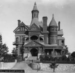The Bradbury Mansion. USC Digital Library.