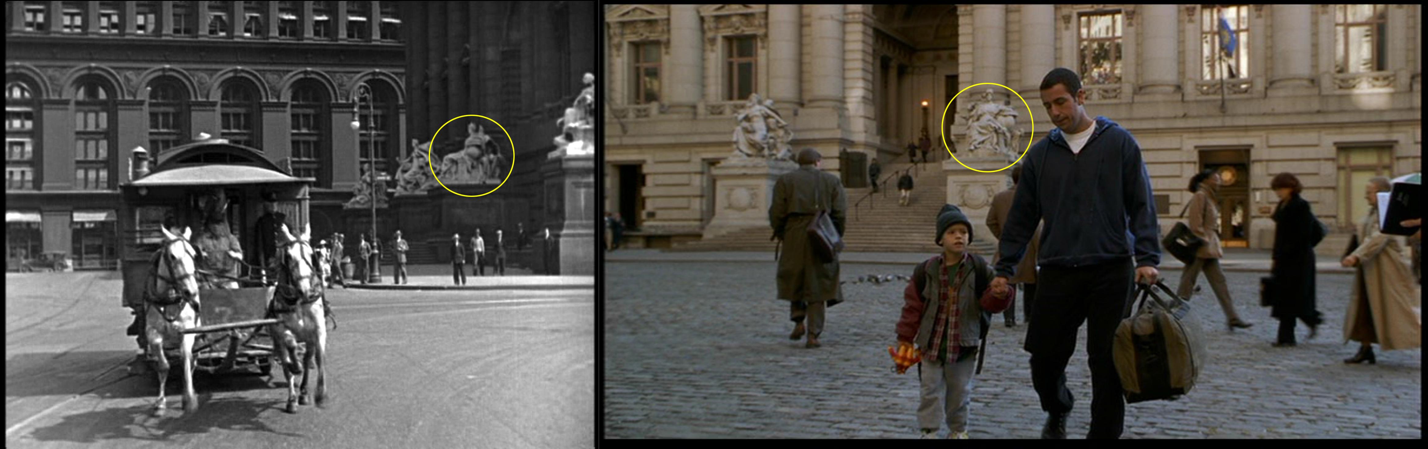 New York, Harold Lloyd, and Adam Sandler?! | Chaplin ...