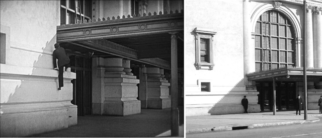 Silent Cameos Of The Lost Southern Pacific Depot Chaplin