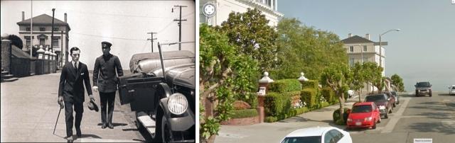Buster Keaton in The Navigator ca