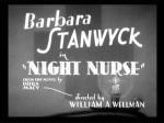 Night Nurse 01