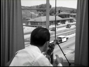 Sniper Sinatra takes aim