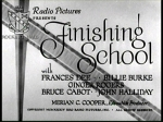 Finishing School 01