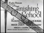 Finishing School 01