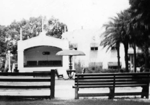 Old Army Game 99-03 bandshell c