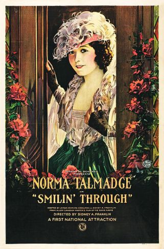 395px-Smilin-Through-1922-Poster