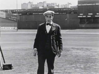 Mark Phillips Yankee Stadium Buster