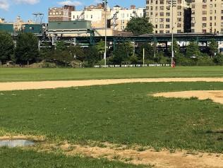 Mark Phillips Yankee Stadium